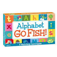 Alphabet Go Fish! Card Game