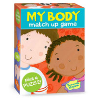 My Body Match Up Game & Puzzle