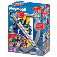 Playmobil Knights Take Along Shield