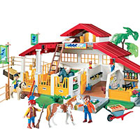 Playmobil Pony Ranch - Horse Farm
