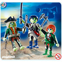 Playmobil Ghost Pirates