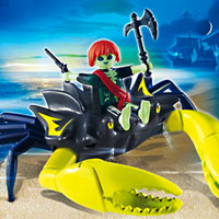 Playmobil Ghost Pirates - Giant Crab