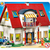 Playmobil Suburban House