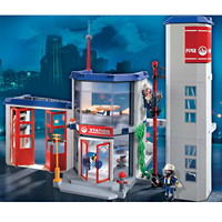 Playmobil Fire Rescue - Fire Station