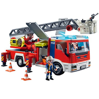 Playmobil Fire Rescue - Ladder Unit