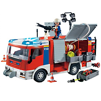 Playmobil Fire Rescue - Fire Engine