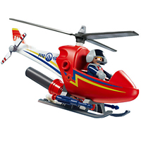 Playmobil Fire Rescue - Firefighting Helicopter