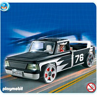 Playmobil Click & Go Pick Up Truck