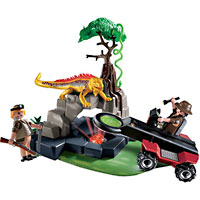 Playmobil Treasure Hunters - Treasure Hunter with Metal Detector