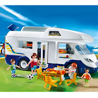 Playmobil Vacation - Family Motorhome