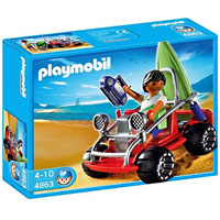 Playmobil Vacation - Beach Buggy