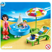 Playmobil Vacation - Wading Pool