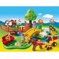 Playmobil 1 2 3 - Countryside
