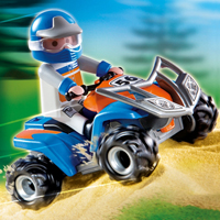 Playmobil Racing Quad Bike