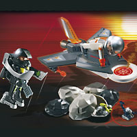 Playmobil Top Agents - Secret Agent Detection Jet