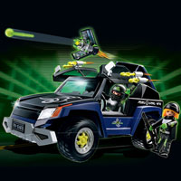 Playmobil Top Agents - Robo Gang Truck
