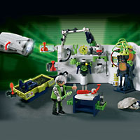 Playmobil Top Agents - Robo-Gang Lab with Multifunctional Flashlight