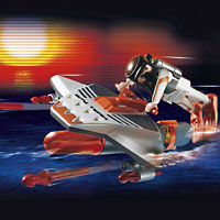 Playmobil Top Agents - Torpedo Diver