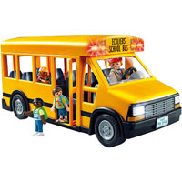 Playmobil School - School Bus