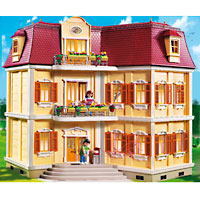 Playmobil Doll House - Large Grand Mansion