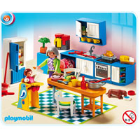 Playmobil Doll House - Grand Kitchen