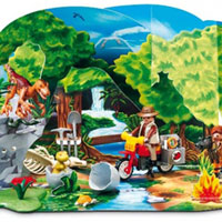 Playmobil Advent Calendar - Dinosaur Expedition