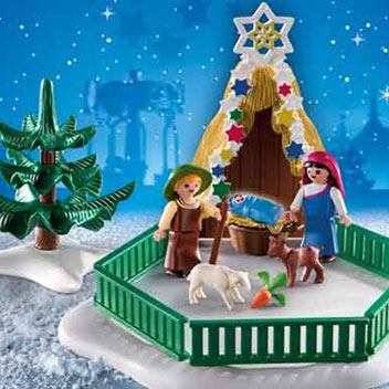 Playmobil Christmas - Nativity Scene