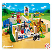 Playmobil Zoo - Super Set Animal Care Station