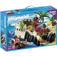 Playmobil Pirates - Super Set Pirates Cove