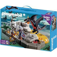 Playmobil Dragons Land - Super Set Dragons Lair