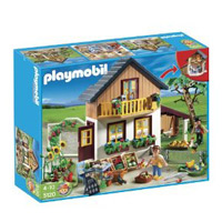 Playmobil Farm - Farm House with Market
