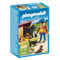 Playmobil Farm - Dog House