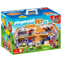 Playmobil My Take Along Pet Clinic