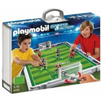 Playmobil Soccer - Take Along Soccer Match