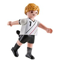 Playmobil Soccer Player - Germany