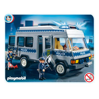 Playmobil Police Transport Vehicle