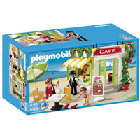 Playmobil Harbor - Harbor Cafe