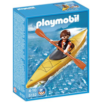 Playmobil Harbor - Kayaker