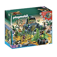 Playmobil Pirates - Pirate Adventure Island