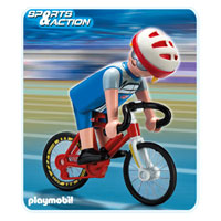 Playmobil Collect & Play Sport - Cyclist