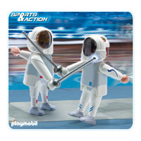 Playmobil Collect & Play Sport - 2 Fencers