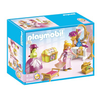 Playmobil Magic Castle - Royal Dressing Room