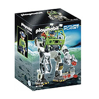 Playmobil Future Planet - E-Rangers Collectobot