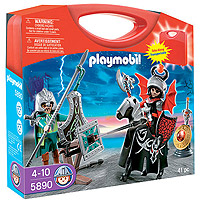 Playmobil Carrying Case Dragonland