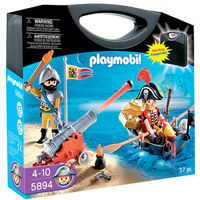 Playmobil Pirate Carrying Case