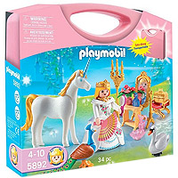 Playmobil Carrying Case Princess