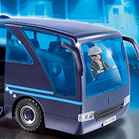 Playmobil PopStars - Tour Bus