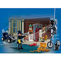 Playmobil Advent Calendar - Police
