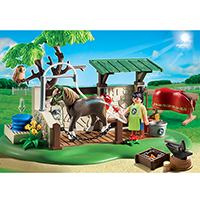 Playmobil Pony Ranch - Horse Care Station