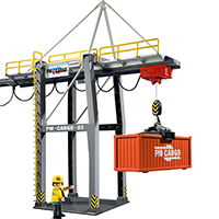 Playmobil City Action - Loading Terminal